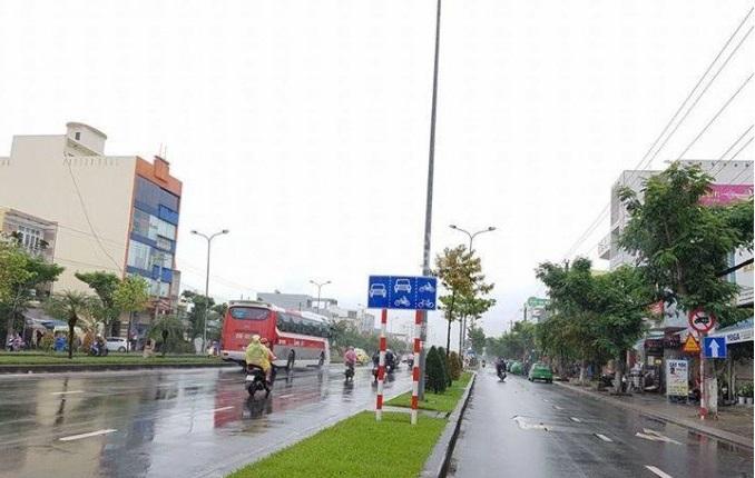 mặt tiền đường Nguyễn Hữu Thọ