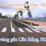 Bán lô đất trung tâm quận Hải Châu 952m2, 150 tỷ