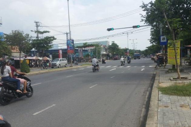 Bán đất đường Phạm Hùng - Con đường lớn sầm uất