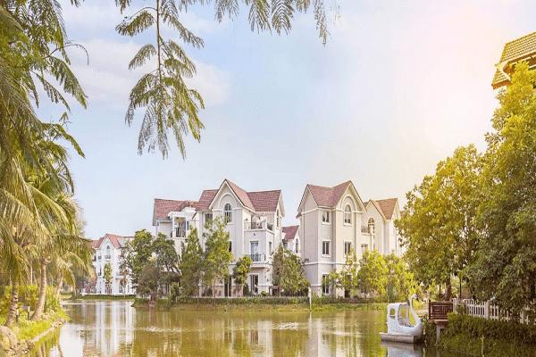 Biệt thự Vinhomes Riverside